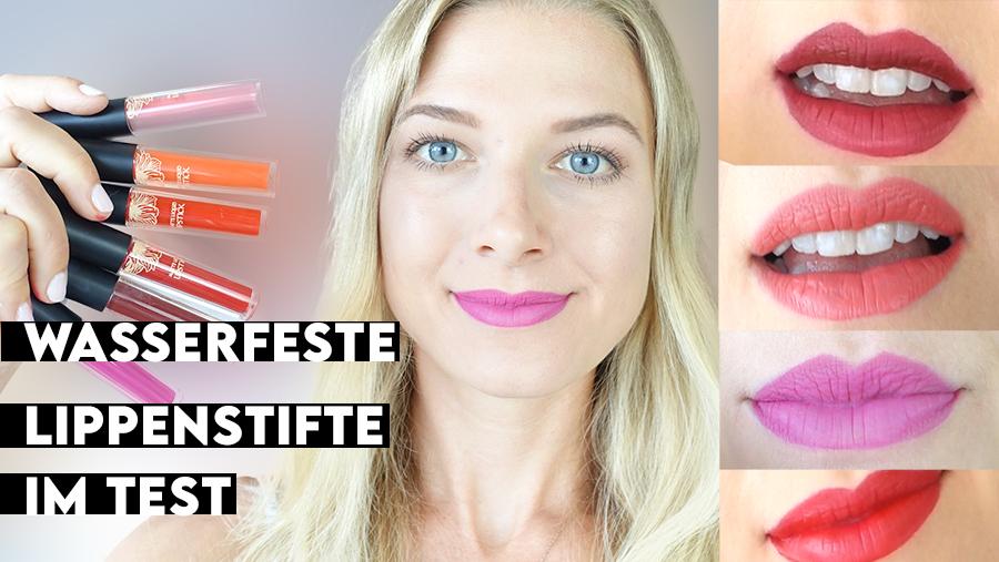 Lippenstifte Im Test
